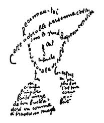 french graphic poetry painting with words myfrenchlife org