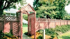 Best wood for fencing there are different wood species available for wood fencing, including cedar, pine, redwood and spruce, and each has their own benefits. Fencing Options For Any Space Lowe S
