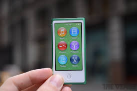 Ipod Size Chart Apple Confirms Ipod Nano And Ipod Shuffle Have Been