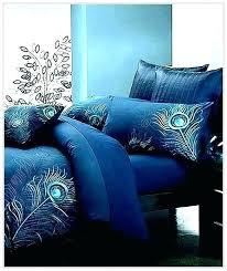 navy blue duvet cover california king size dark super