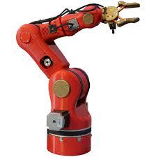 Mechanical Engineering Robots 6 Axis Robotic Arm In 2019 Arduino Robot Arm Robot Arm
