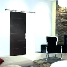 wall mount sliding door hardware kit laminate flooring design with soft colour and grey frame home