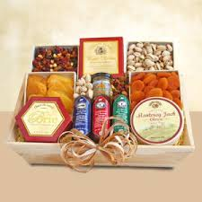 meat cheese sympathy gift crate