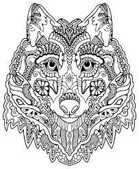 Small Picture Printable Complex Animal Coloring Pages Photos Coloring Printable