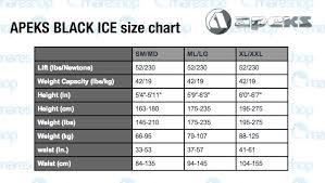 Apeks Black Ice
