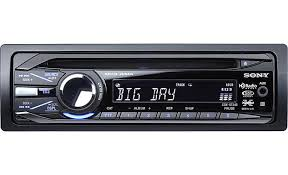 sony cdx gt340 cd receiver at crutchfield com sony cdx gt340 front