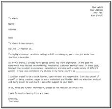 Free Cover Letter Builder Australia Hotelodysseon Info