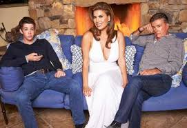 unusually thicke tv show. Carter Tanya And Alan Thicke To Unusually Tv Show