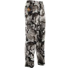 Nomad Hunting Pants Size Chart Nomad Mens Mid Season Pant At Amazon Mens Clothing Store