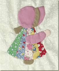 Silly Goose Quilts: Sunbonnet Sue | Sewing | Pinterest | Sunbonnet ... & Silly Goose Quilts: Sunbonnet Sue Adamdwight.com