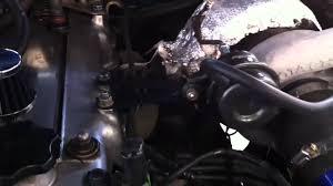 Toyota 22r blow through intercooled turbo - YouTube
