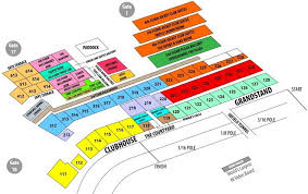 56 Meticulous Keeneland Grandstand Seating Chart