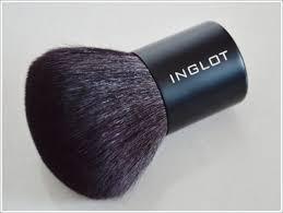 inglot kabuki brush 25ss review