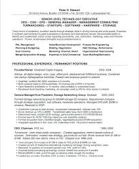 Management Consulting Resume Keywords Resume Management Consultant