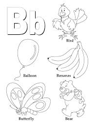 Letter A Coloring Page Coloring Alphabet Letter Coloring Pages S