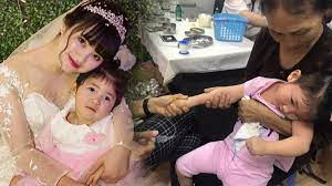 Đang béo trắng, bé Yến Nhi đột ngột co giật nhập viện, mẹ nuôi tiểu thư 9X  lo lắng