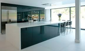 Black High Gloss Kitchen Doors Top High Gloss White Kitchen Doors Ideas Home And Interior