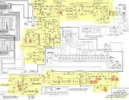 overhauling the ao 29 amplifier in the hammond m 100 series part of the schematic diagram of the hammond m 100 series the ao