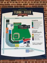 Fluor Field Ballpark Adventures