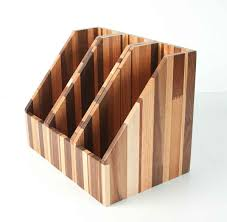 Cardboard Magazine File Holders File Magazine Holder For Easy Organizing Office Architect 67