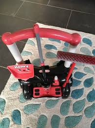 henry hoover toy cleaning trolley