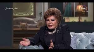 """صاحبة السعادة - صفية العمري   علي باب الوزير هو أجمل """" أفلام حياتي """" مع  الاستاذ عادل امام - YouTube"""