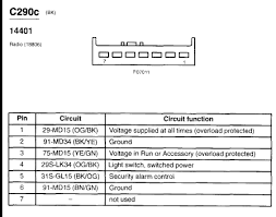 2002 ford focus svt wiring diagram diagram 2004 ford focus radio wiring diagram at Ford Focus Radio Wiring Diagram