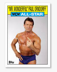 Paul Orndorff Arm Size, HD Png Download ...