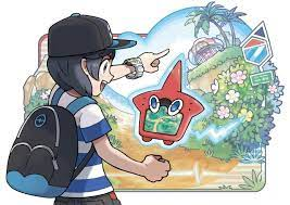 Pokemon Sun and Moon Pokedex Comes to Life, Changes How You Play