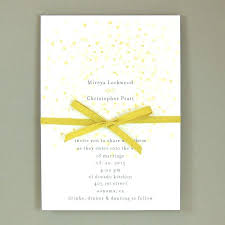 Double Infinity Wedding Invitations Suite Watercolor Starburst