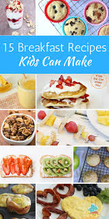 easy recipes for kids to make. Modren Easy Which Of These Breakfast Recipes Kids Can Make Are You Planning To Try  Weu0027d Love Hear What Your Favorites In The Comments Below Intended Easy Recipes For Kids To Make S