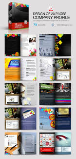 creative company profile design pdf think studio we design this company profile for the corporate i t companies