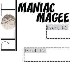 Maniac Magee Plot Chart Maniac Magee Plot Chart Analyzer Diagram Arc By Spinelli Freytags Pyramid