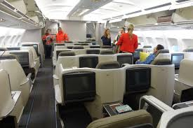Review Tap Air Portugal Business Class A330 Lisbon To