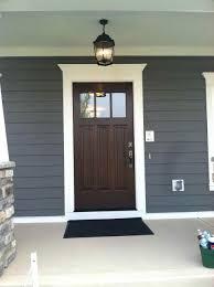 Front Door : Light Gray Front Door Front Doors
