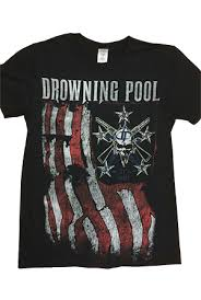 Drowning Pool Merch - Official Online Store on District Lines
