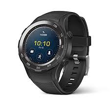 Huawei Watch 2 - Android Wear 2.0 Smartwatch (Carbon Black) Black): Amazon