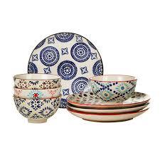 pols potten mosaic dinnerware  interior ideas  pinterest