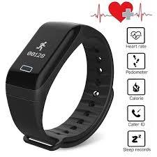Track My Blood Pressure Shop Agptek Waterproof Fitness Tracker Blood Pressure Heart Rate