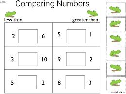 Prek/Kinder Math Cut and Paste Worksheets | Early Childhood Learningm1.003-001