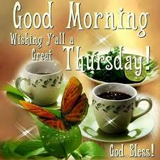 Good Morning Happy Thursday Quotes Best of 24 Good Morning Wishes On Thursday