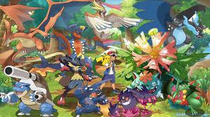 Thế Giới Anime - P/s : Tất Cả các pokemon của satoshi có...