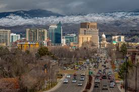 What Is Idaho Known For As Boise Booms A City Faces The Curse Of Californication Curbed