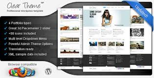 Website Templates Wordpress Inspiration 28 Best Corporate Website Templates