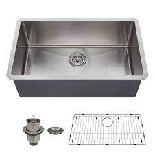 best single bowl kitchen sink reviews