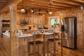 Interior Kitchen Log Home Kitchen Design Inspiration Design Home Interior Design