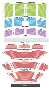 Oakland Seating Chart Fox Theater Oakland Tickets With No Fees At Ticket Club