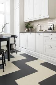 Linoleum Floor Kitchen 17 Best Ideas About Painted Vinyl Floors On Pinterest Painted