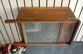 Cabinets To Go Bathroom Upcycled Glass Washboard Crate Wooden Wall Hanging Cabinet Storage