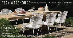 collection in teak outdoor dining chairs with teak warehouse teak wicker and outdoor furniture